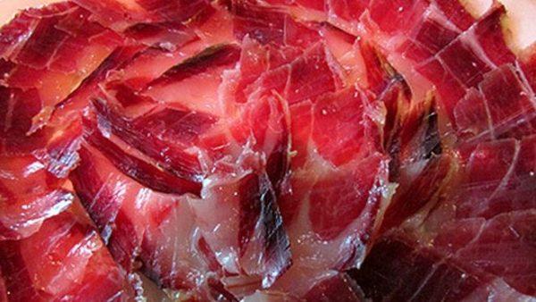lonchas jamon iberico bellota