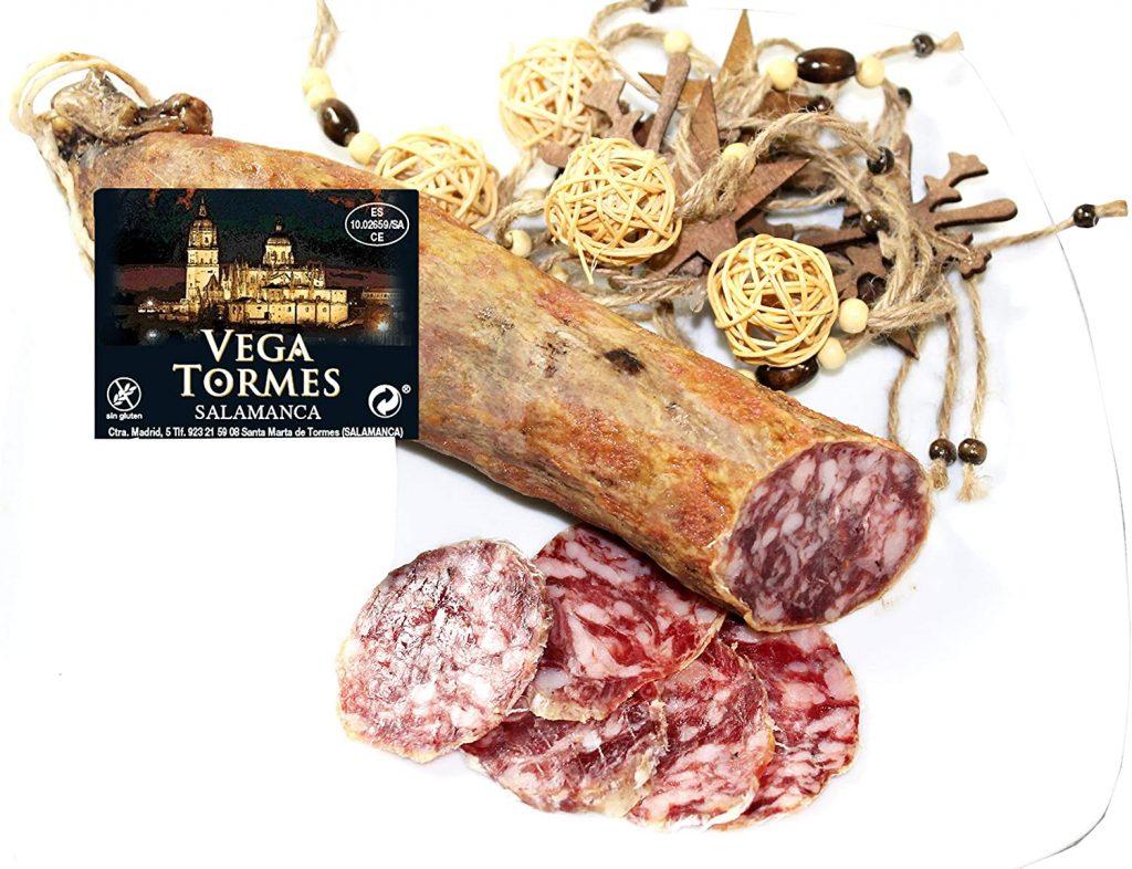 Vega Tormes - Salchichón Cular Ibérico Extra 500g